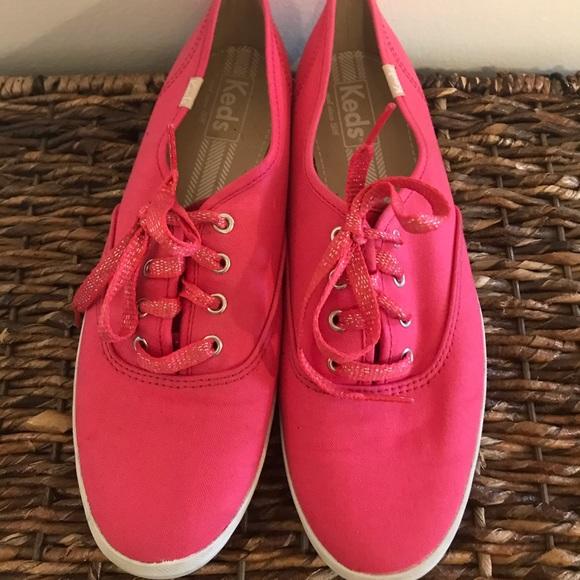 Keds Shoes - Pink Keds